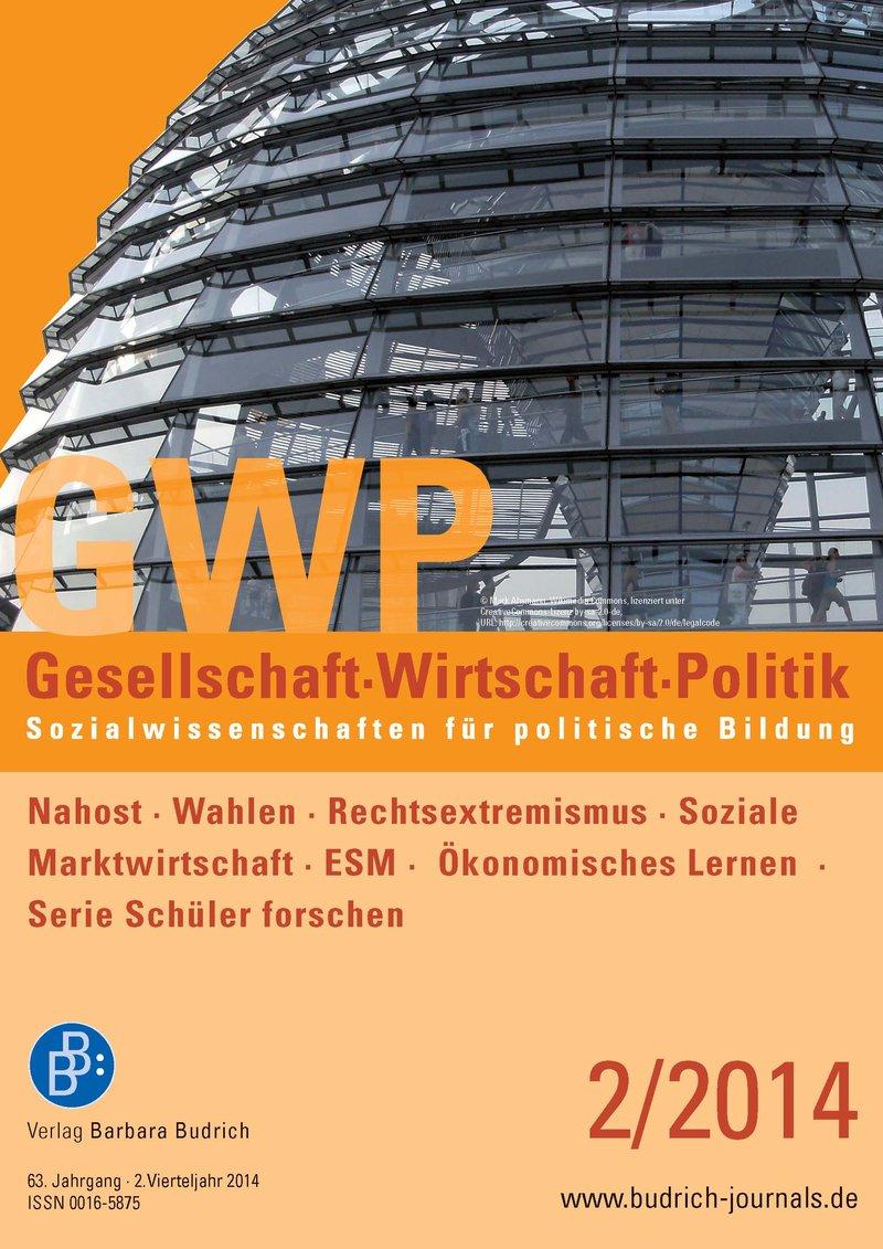 GWP – Gesellschaft. Wirtschaft. Politik 2-2014: Freie Beiträge