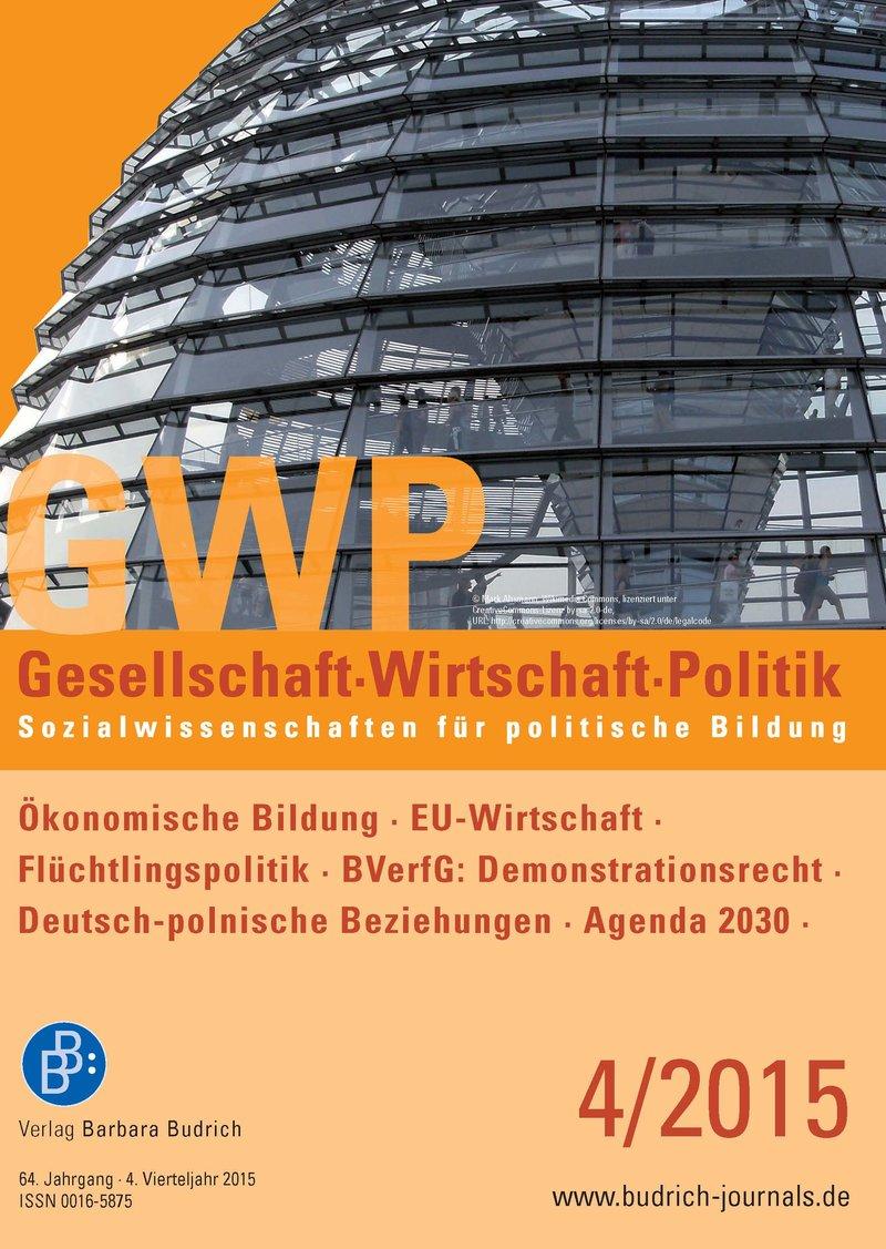 GWP – Gesellschaft. Wirtschaft. Politik 4-2015: Freie Beiträge