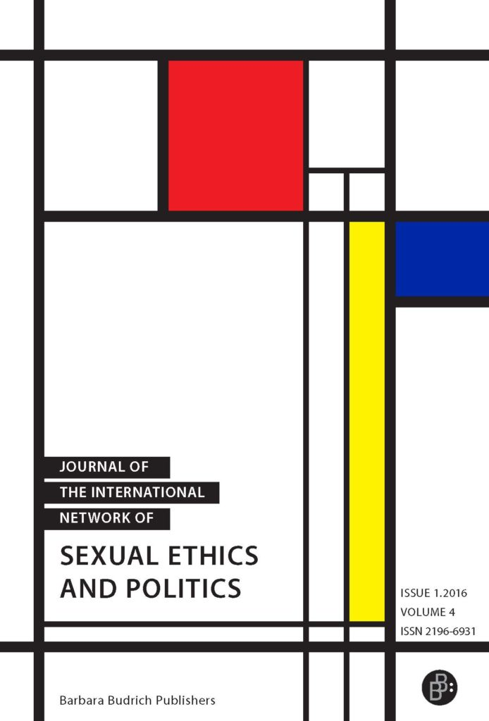INSEP – Journal of the International Network for Sexual Ethics & Politics 1-2016: Free Contributions