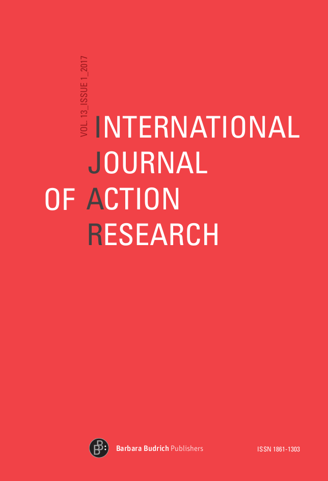 IJAR – International Journal of Action Research 1-2017