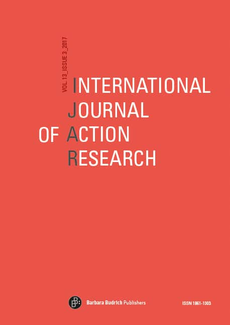 IJAR – International Journal of Action Research 3-2017