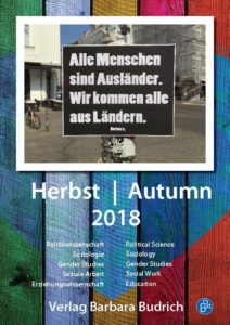 Vorschau Herbst 2018 VBB