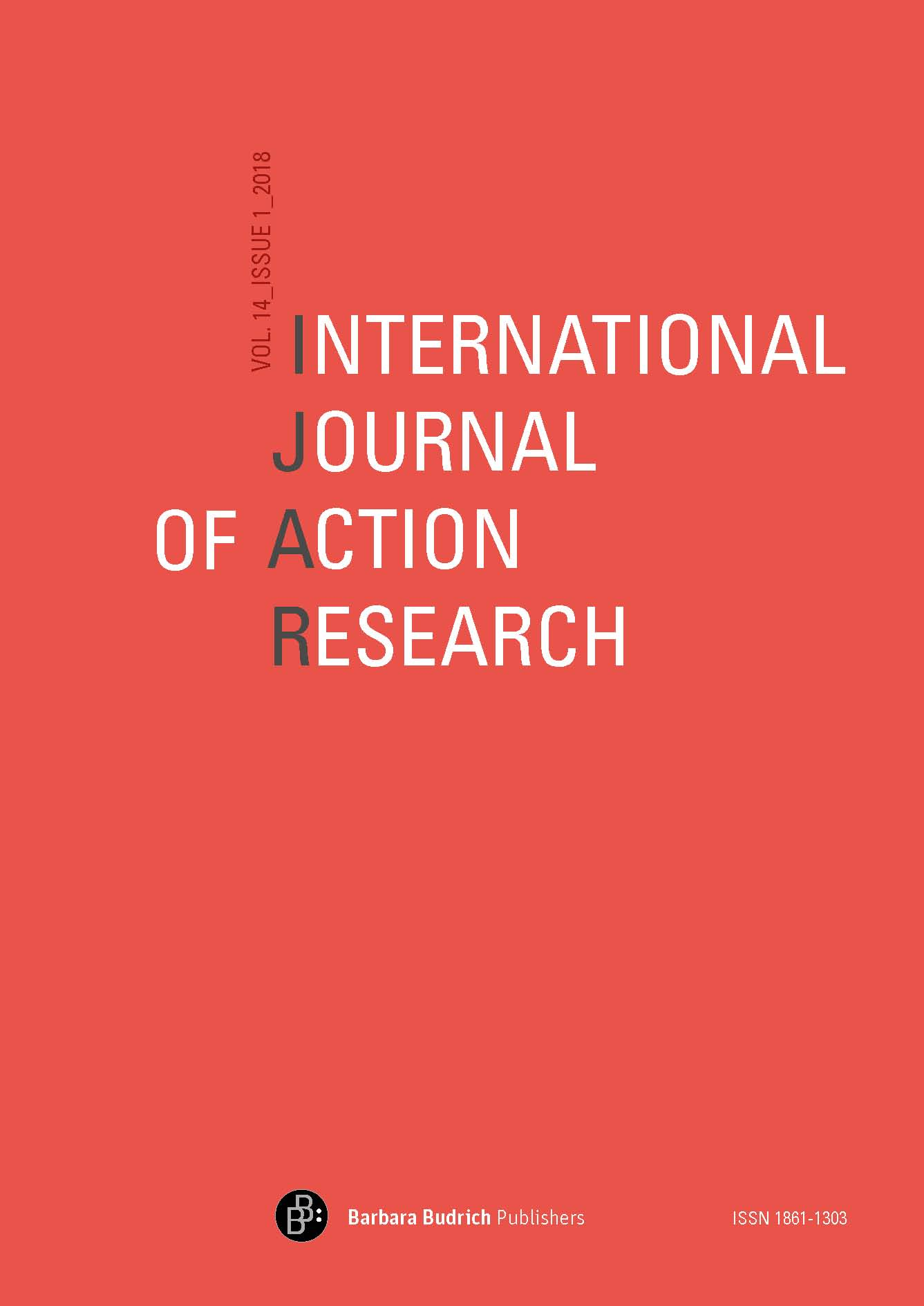 IJAR – International Journal of Action Research 1-2018