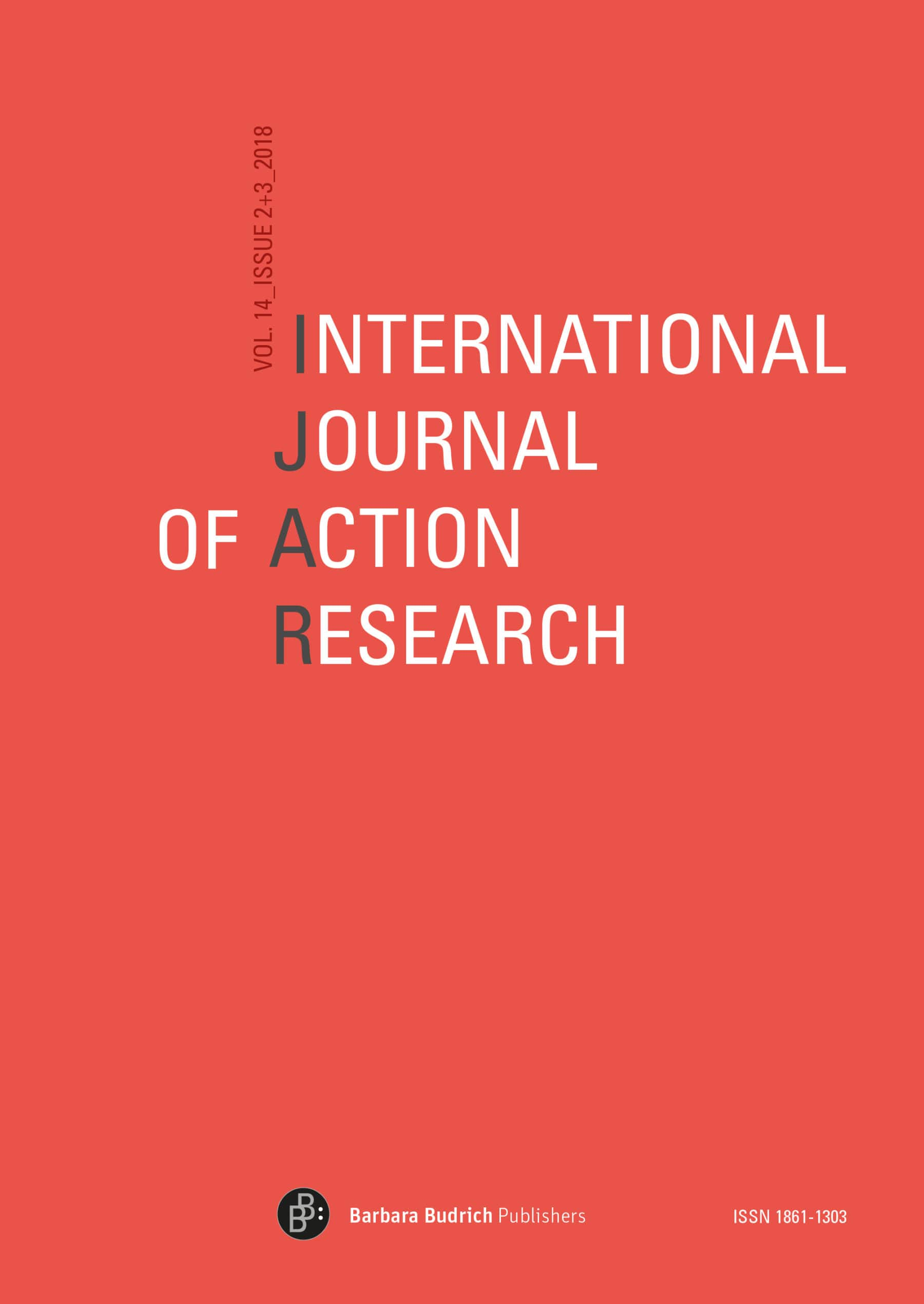 IJAR – International Journal of Action Research 2+3-2019: