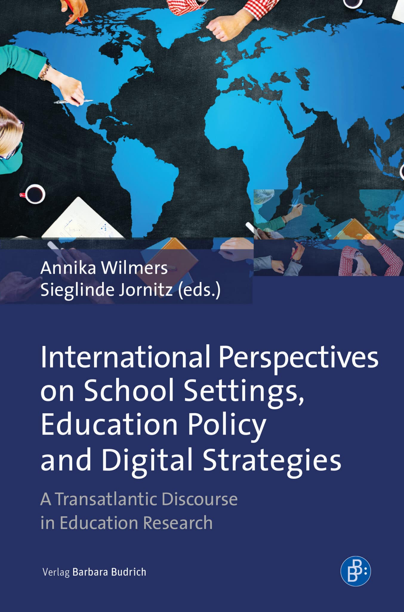 Jornitz/Wilmers (eds.) : International Perspectives on School Settings, Education Pollicy and Digital Strategies. A Transatlantic Discourse in Education Research. ISBN: 978-3-8474-2299-0. Verlag Barbara Budrich.