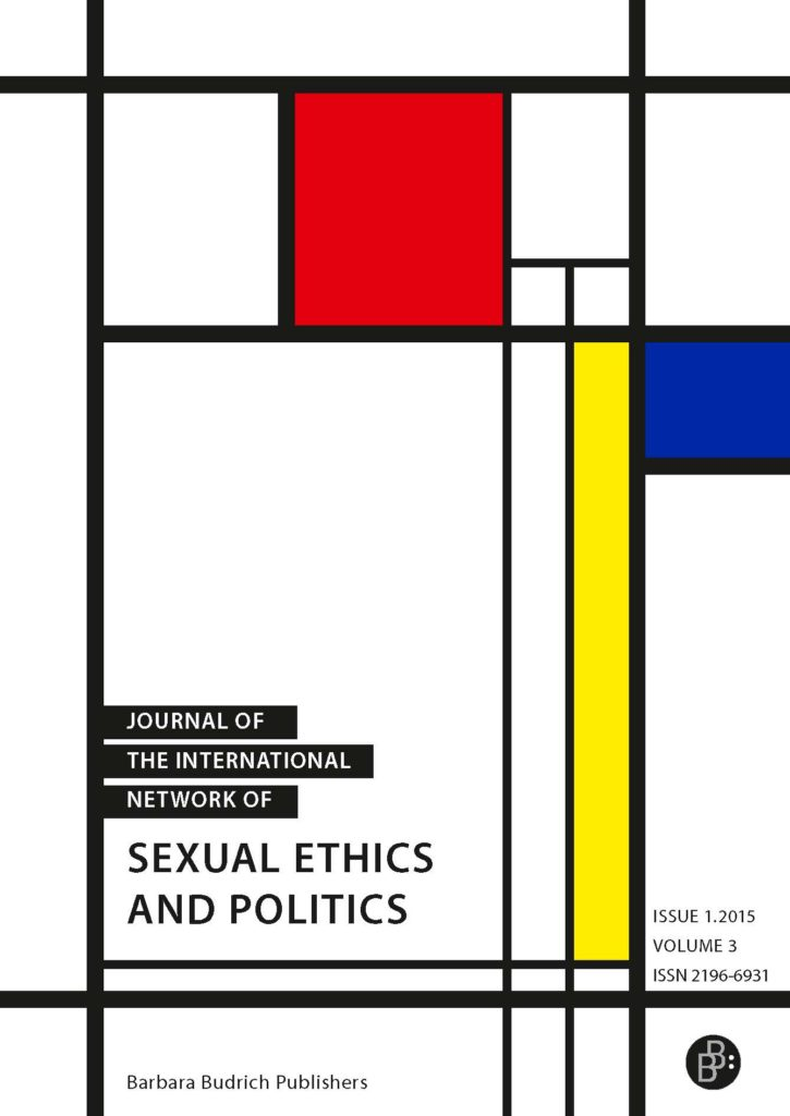 INSEP – Journal of the International Network for Sexual Ethics & Politics 1-2019