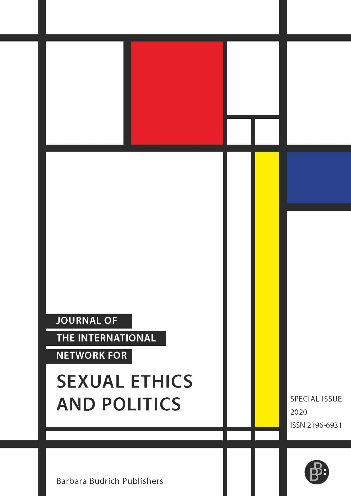 INSEP – Journal of the International Network for Sexual Ethics & Politics: Special Issue 2020 (2-2015): Positive non-binary and / or genderqueer sexual ethics and politics