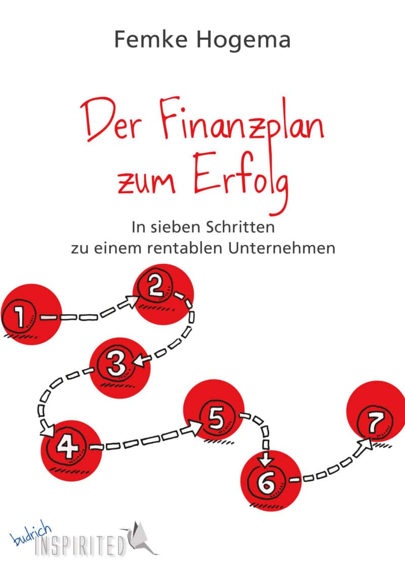 Hogema: Der Finanzplan zum Erfolg. In sieben Schritten zu einem rentablen Unternehmen. Verlag Barbara Budrich.