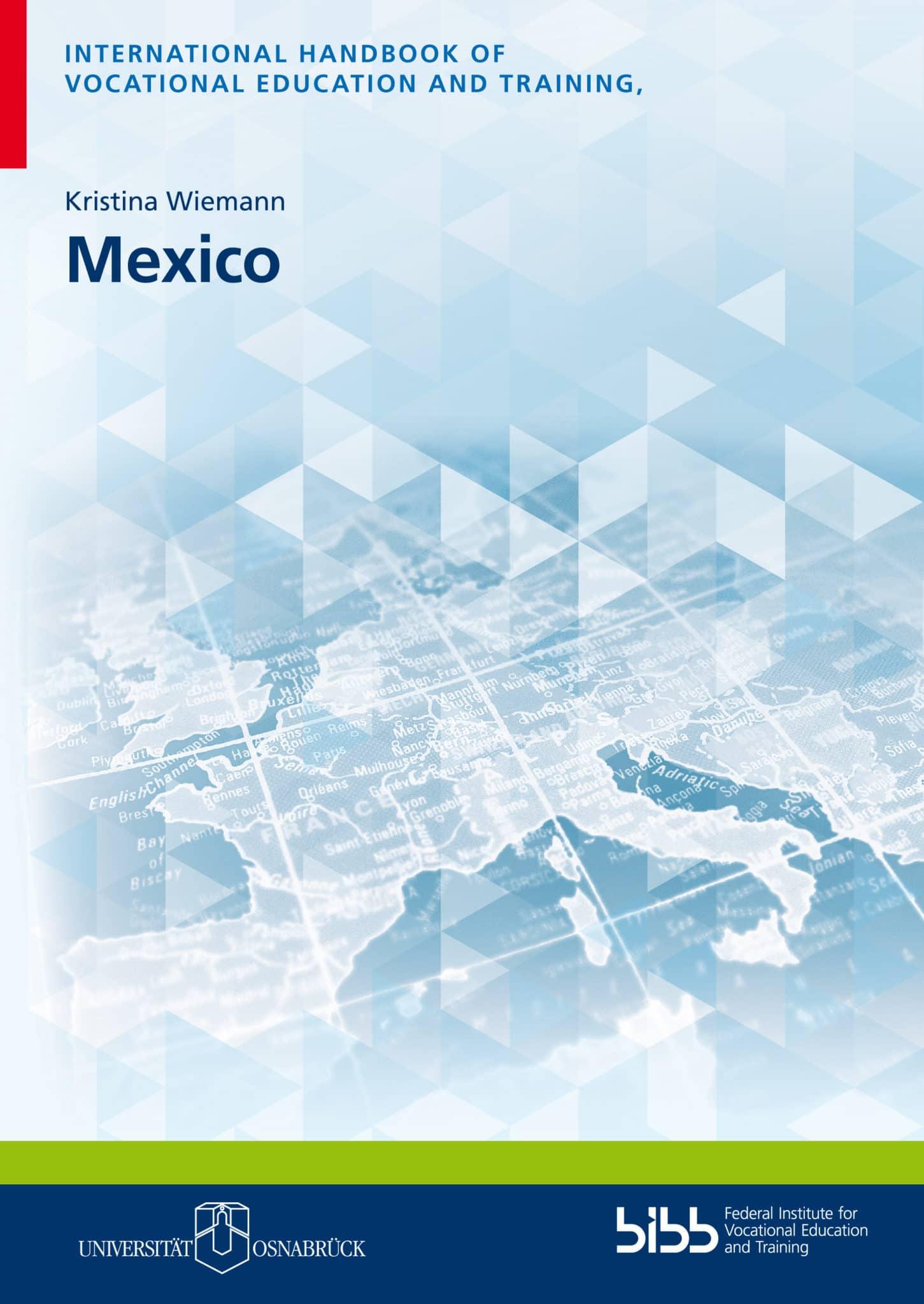 Wiemann: Mexico. Verlag Barbara Budrich. ED: 14.12.2020