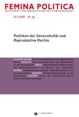 Femina Politica – Zeitschrift für feministische Politikwissenschaft