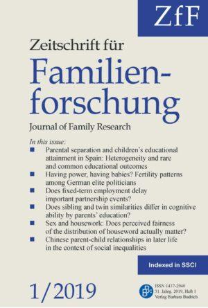 ZfF 1-2019 | Freie Beiträge
