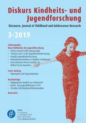 Diskurs 3-2019 | Neue Methoden der Jugendforschung