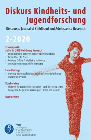 Diskurs 2-2020 | Shifts in Child Well-Being Research