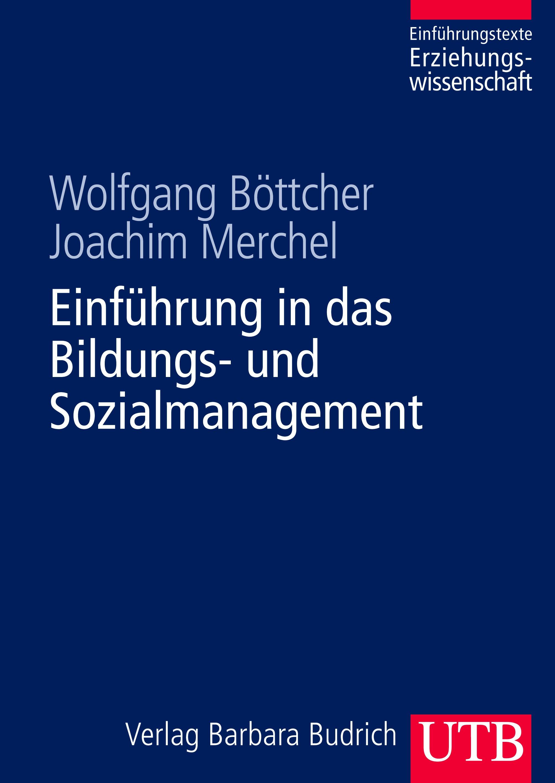 Einführung in das Bildungs- und Sozialmanagement
