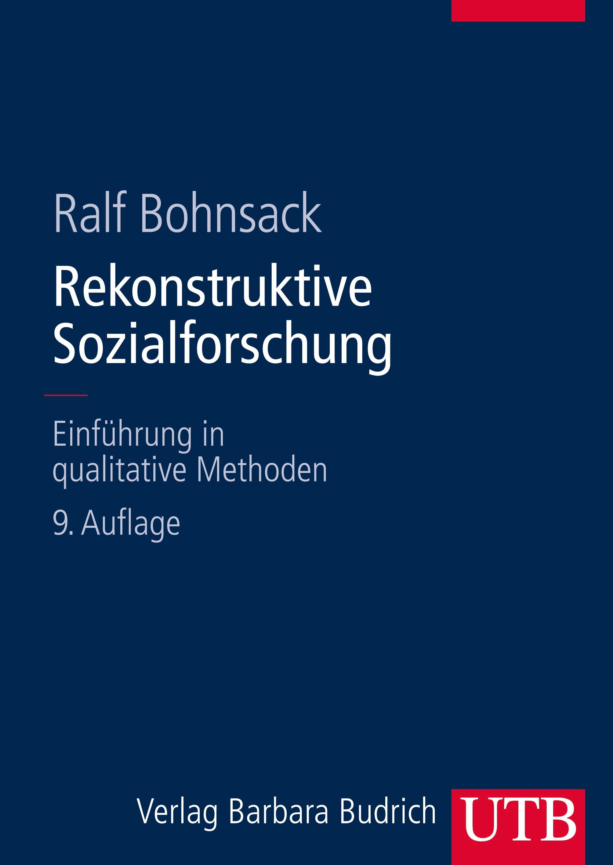 Rekonstruktive Sozialforschung