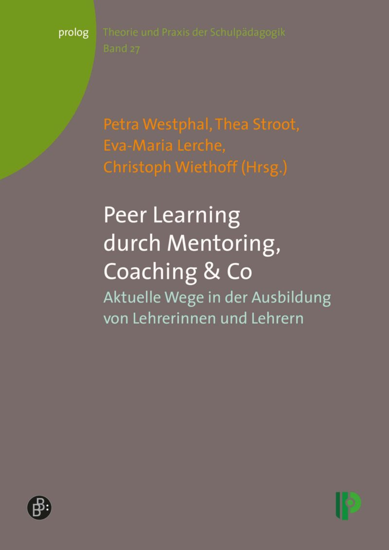 Peer Learning durch Mentoring, Coaching + Co