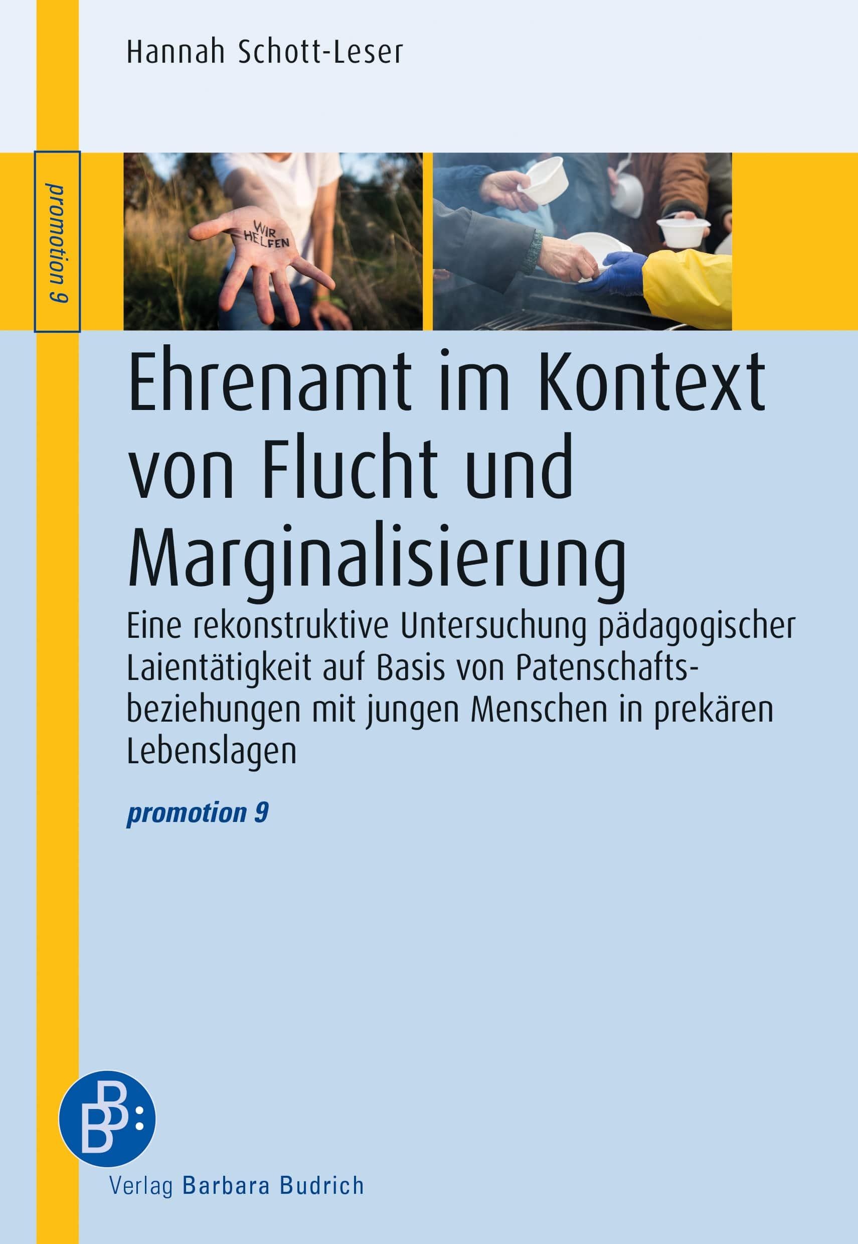 Ehrenamt im Kontext von Flucht und Marginalisierung