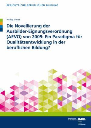 Die Novellierung der Ausbilder-Eignungsverordnung (AEVO) von 2009: Ein Paradigma für Qualitätsentwicklung in der beruflichen Bildung?
