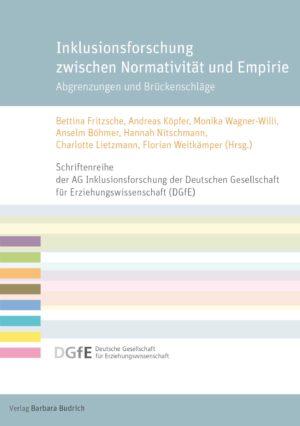 Inklusionsforschung zwischen Normativität und Empirie