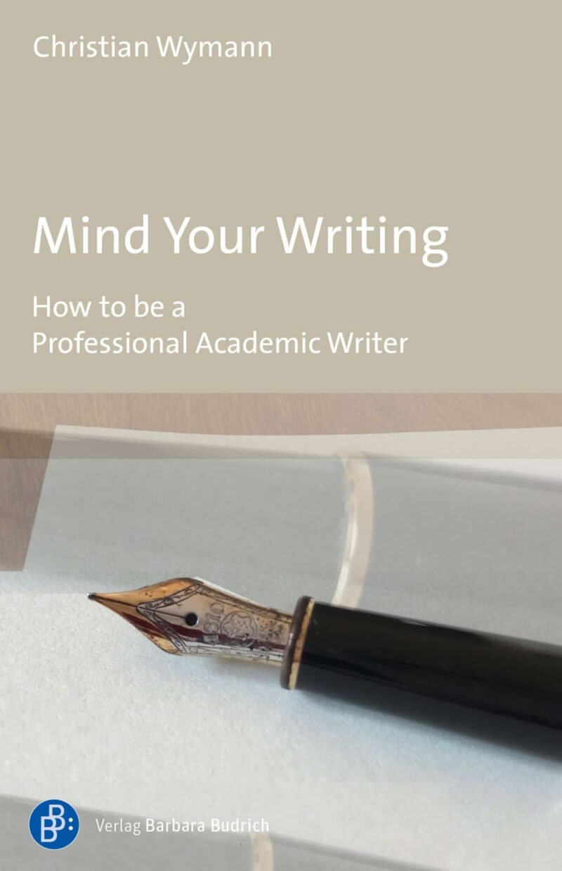 Mind Your Writing