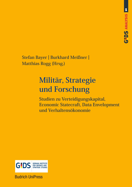 Militär, Strategie und Forschung