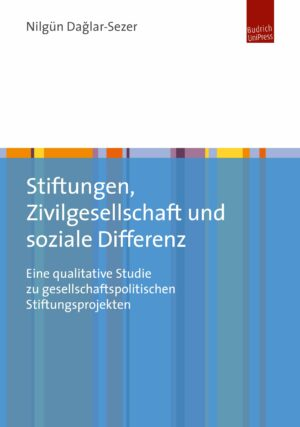 Stiftungen, Zivilgesellschaft und soziale Differenz