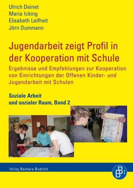 Reihe - Soziale Arbeit und sozialer Raum