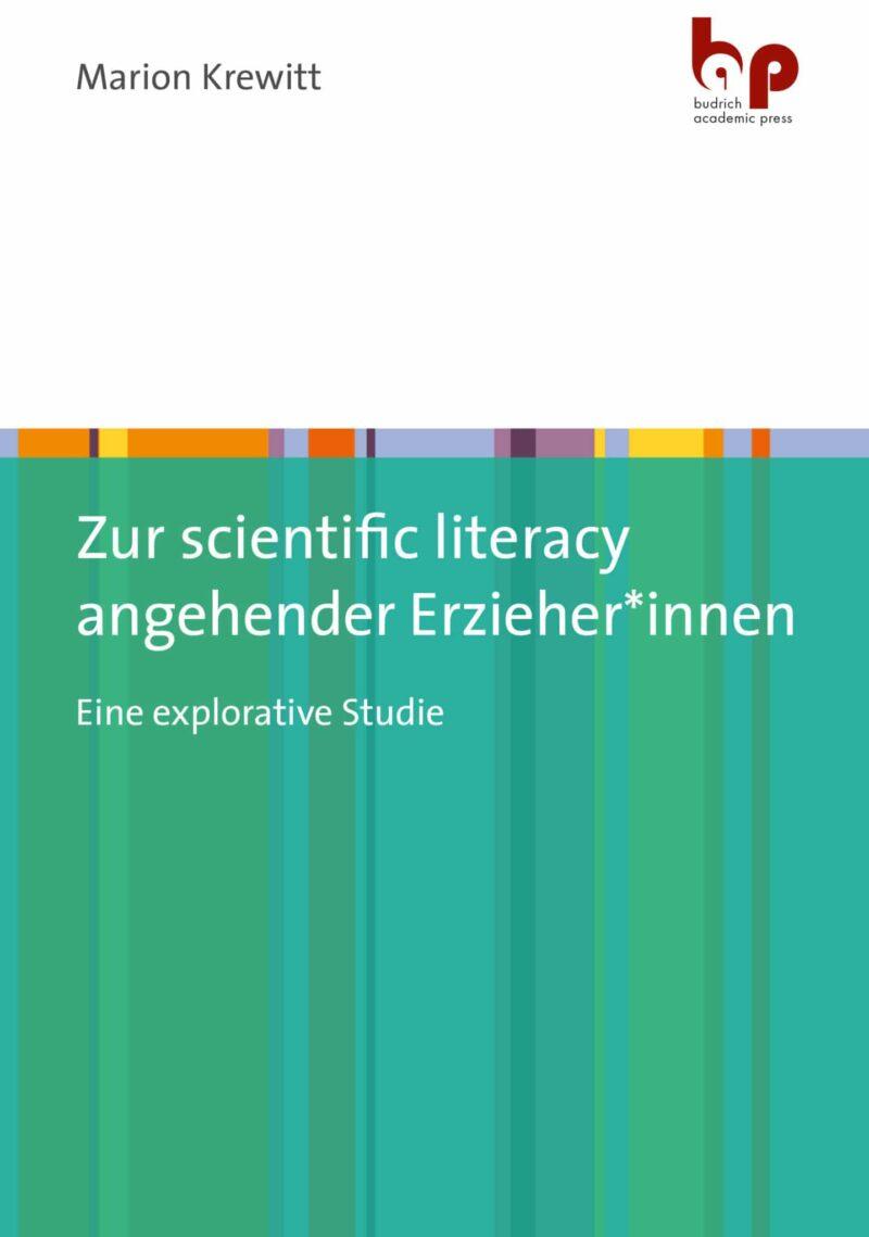Zur scientific literacy angehender Erzieher*innen