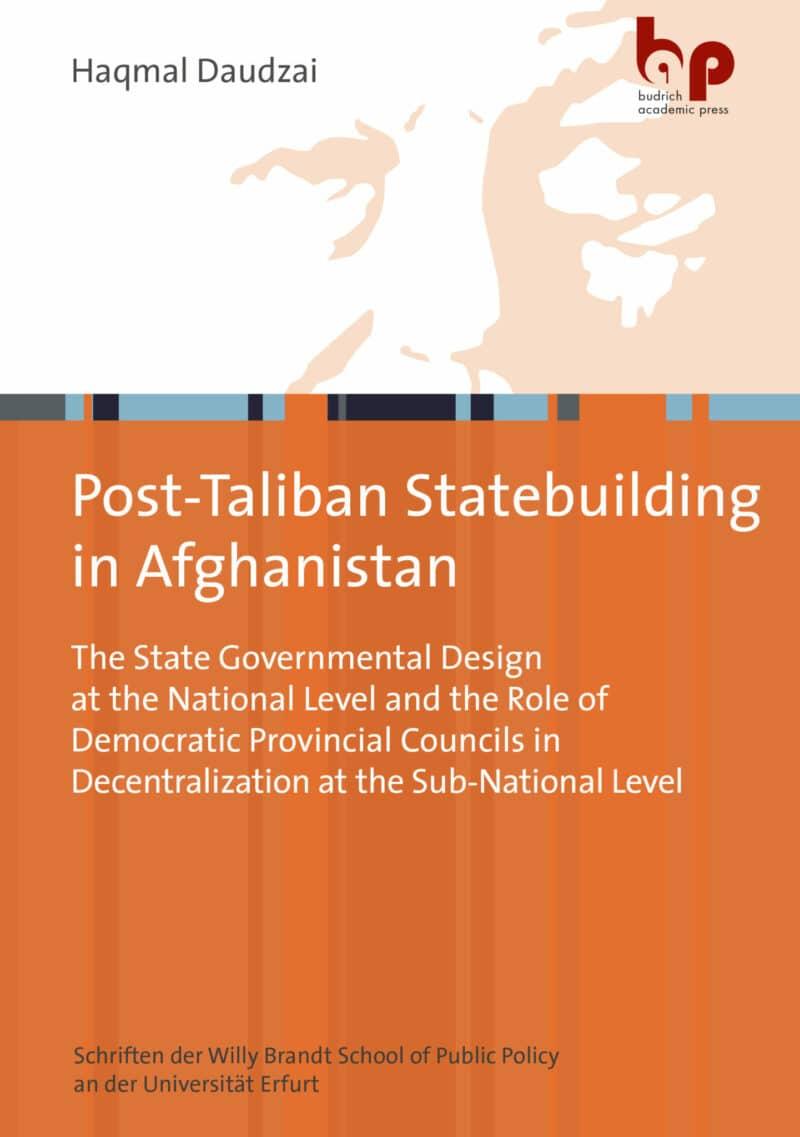 Post-Taliban Statebuilding in Afghanistan