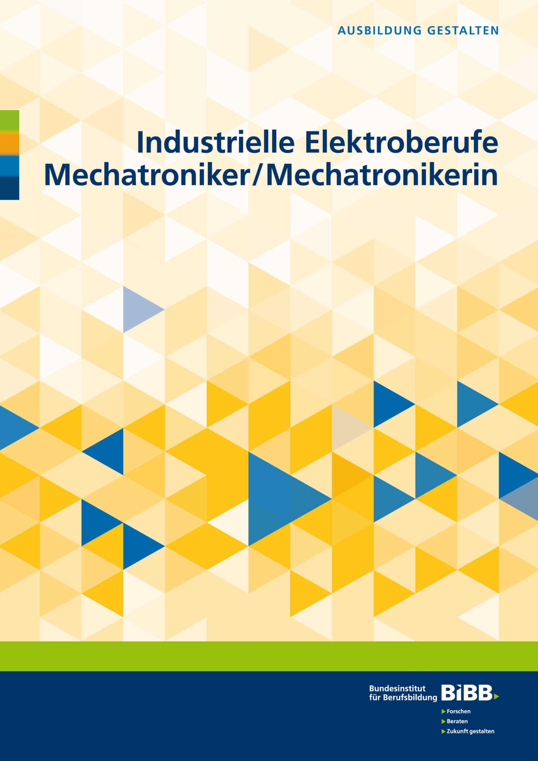 Industrielle Elektroberufe/Mechatroniker und Mechatronikerin