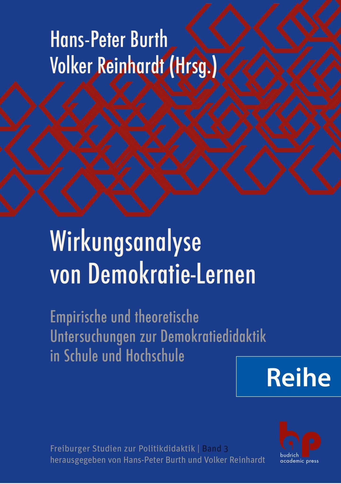 Reihe – Freiburger Studien zur Politikdidaktik