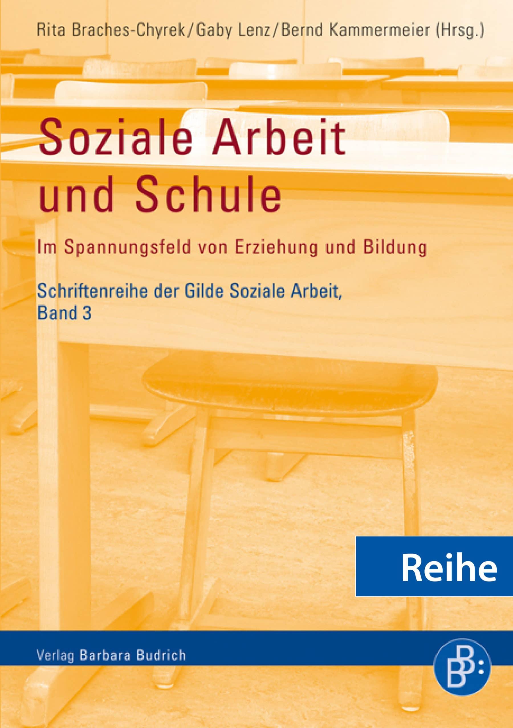Reihe – Schriftenreihe der Gilde Soziale Arbeit e.V.