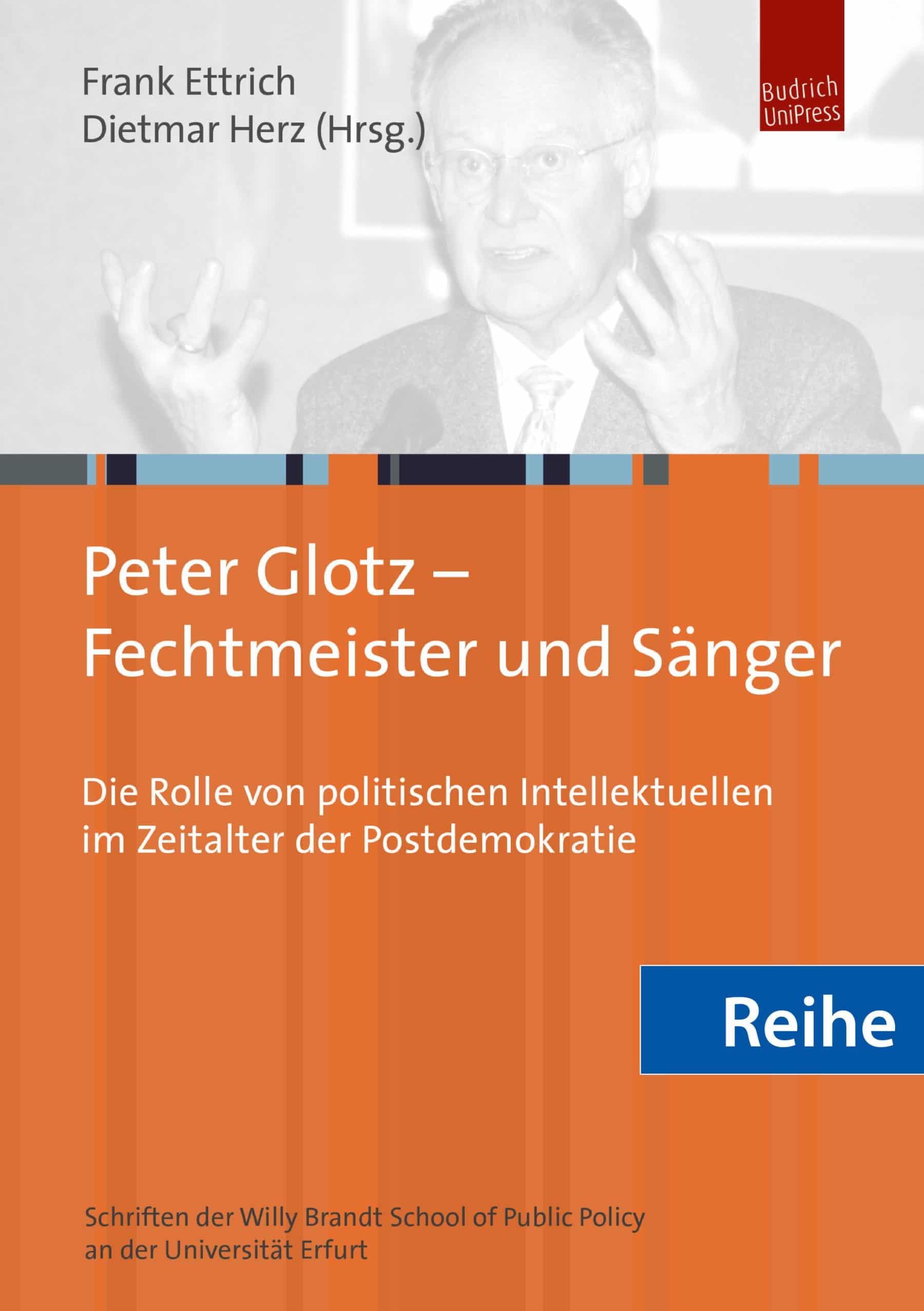 Reihe – Schriften der Willy Brandt School of Public Policy an der Universität Erfurt