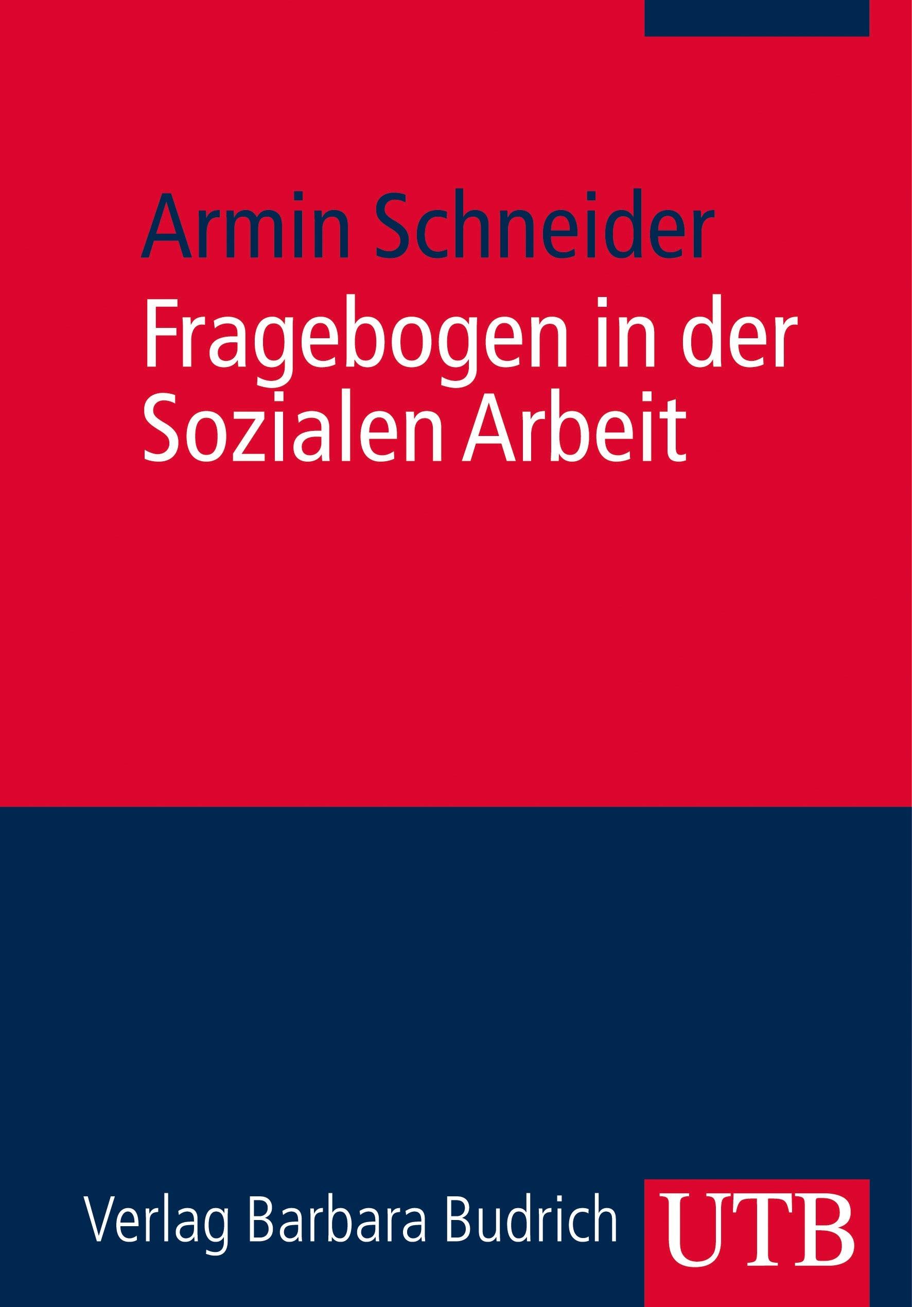 Fragebogen in der Sozialen Arbeit