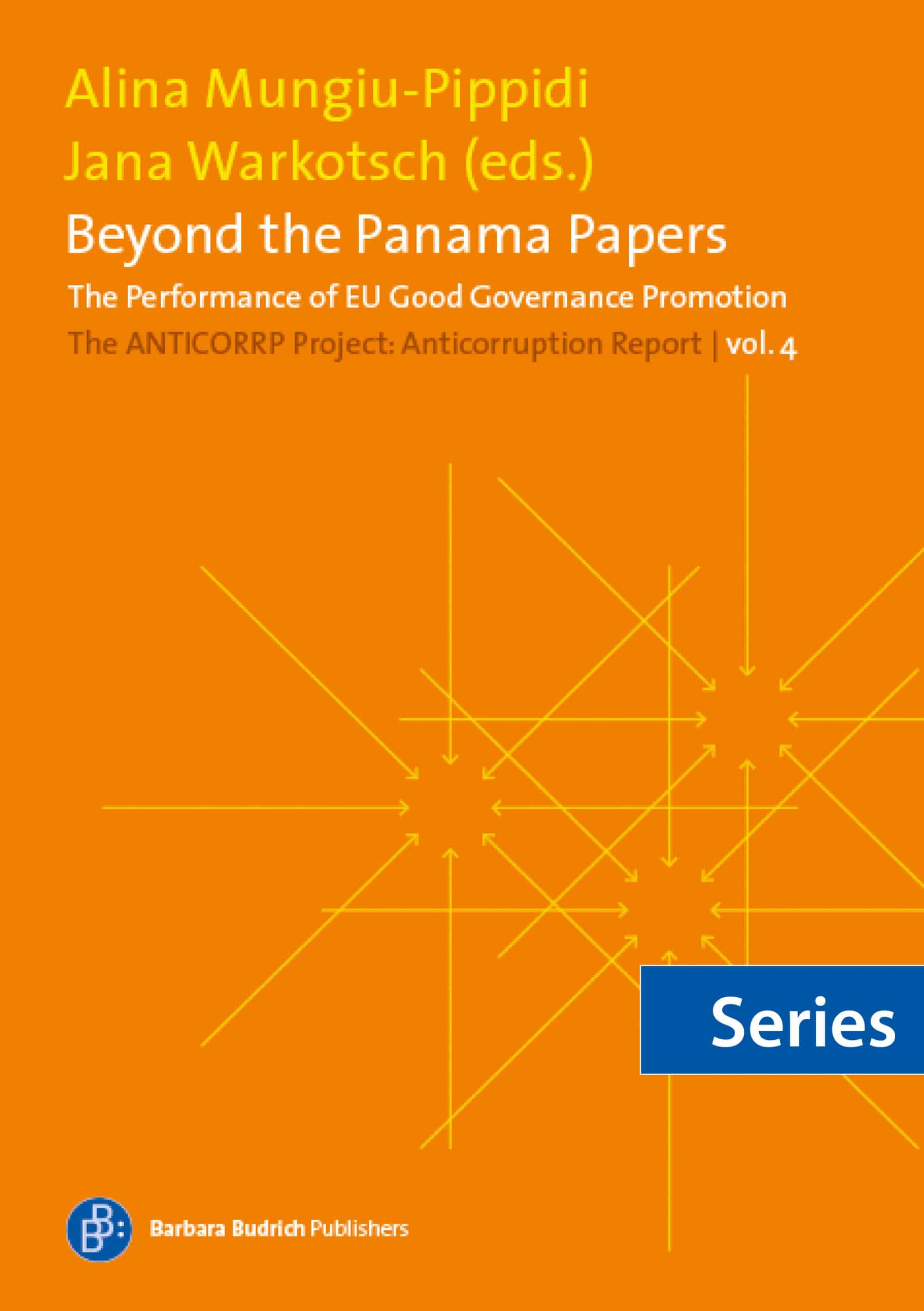 Book Series – The Anticorruption Report