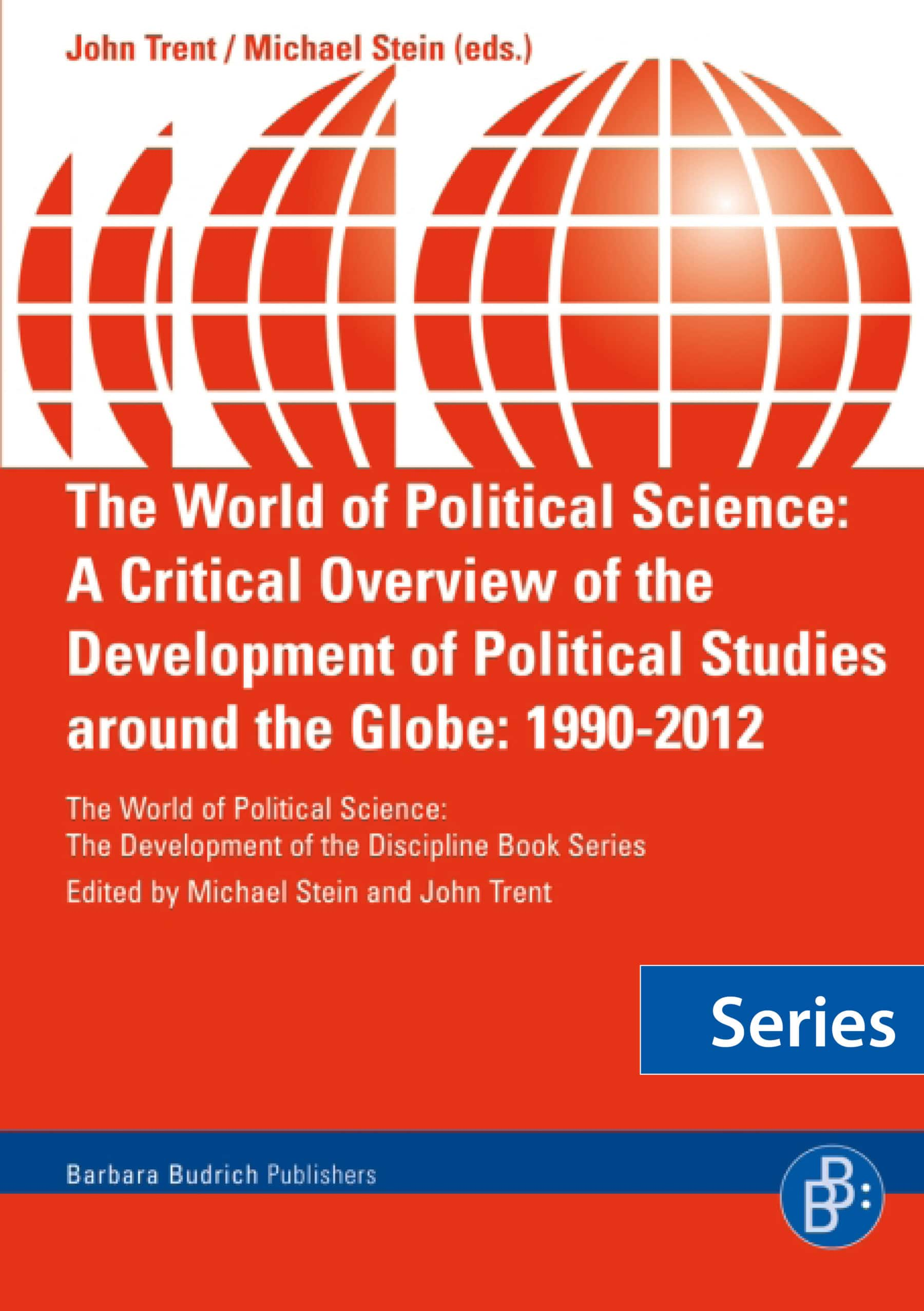 Book Series – The World of Political Science – The development of the discipline
