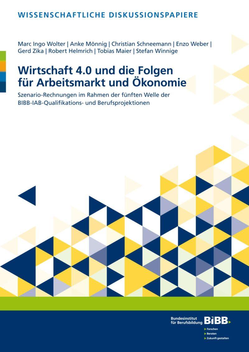 Wirtschaft 4.0 und die Folgen für Arbeitsmarkt und Ökonomie