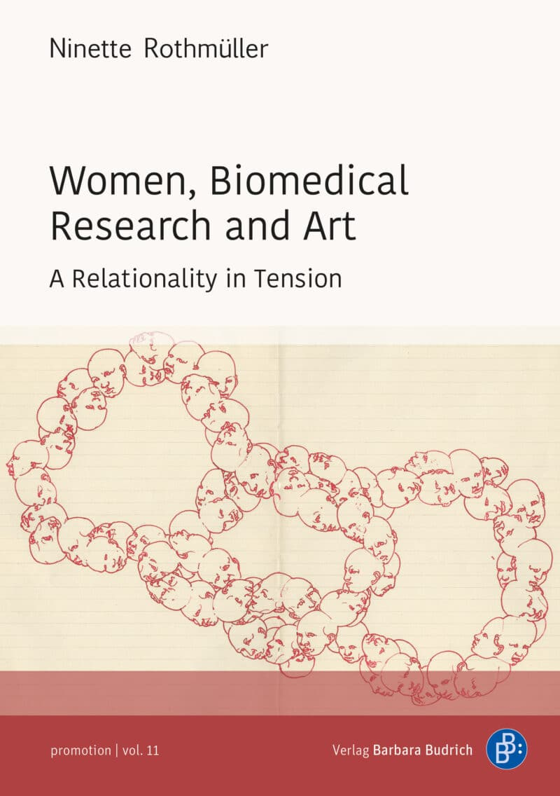 Rothmüller / Women, Biomedical Research and Art. A Relationality in Tensio. Verlag Barbara Budrich. ISBN: 978-3-8474-2439-0.
