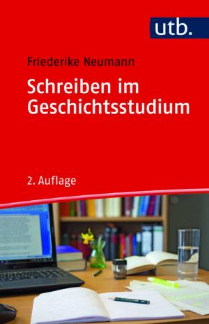 Neumann: Schreiben im Geschichtsstudium. Verlag Barbara Budrich. ISBN: 978-3-8252-5636-4. ED: 07.06.2021.