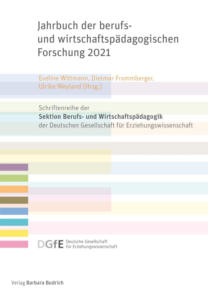 Wittmann u.a. (Hrsg.). ISBN: 978-3-8474-2560-1. Verlag Barbara Budrich.