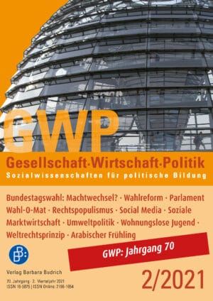 GWP – Gesellschaft. Wirtschaft. Politik 2-2021: Freie Beiträge
