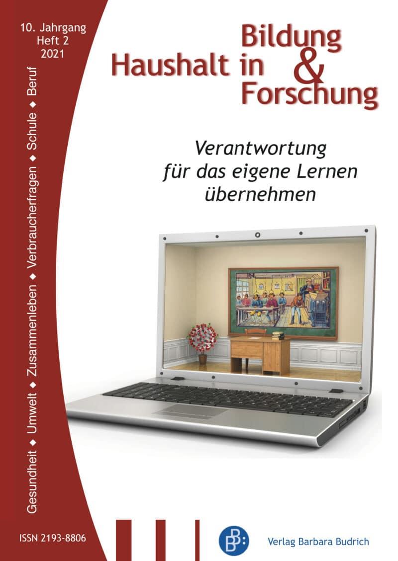 HiBiFo – Haushalt in Bildung & Forschung 2-2021: Verantwortung für das eigene Lernen übernehmen