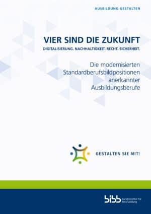 Bundesinstitut für Berufsbildung (BIBB). Untertitel: Die modernisierten Standardberufsbildpositionen anerkannter Ausbildungsberufe. Verlag Barbara Budrich.