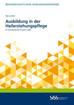 Maria Zöller. ISBN: 978-3-8474-2933-3. Verlag Barbara Budrich. Reihe: Wissenschaftliche Diskussionspapiere, Band 226. BIBB