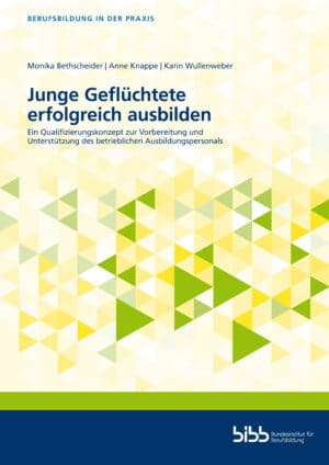 Autorinnen: Monika Bethscheider/Anne Knappe/Karin Wullenweber. ISBN: 978-3-8474-2930-2. Verlag Barbara Budrich.